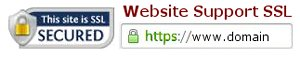 Semua website Support SSL